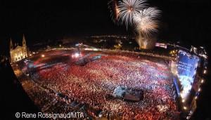 Malta Sommer-Musikfestival Isle of MTV