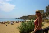 Sprachreisen Malta, Strand