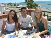 Sprachreisen Malaga, Sprachschüler