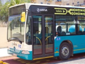 Malta Arriva Bus