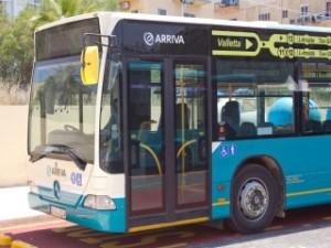 Malta Arriva Bus