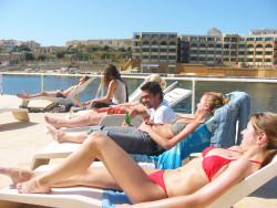 EF Malta Beach Club