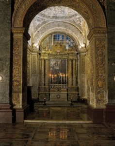 Chapel of Germany Foto: St. John's Co-Cathedral Foundation