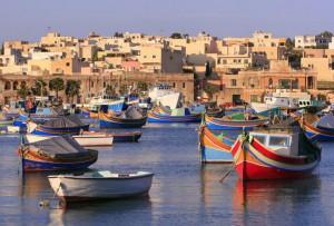 Landschaft von Malta
