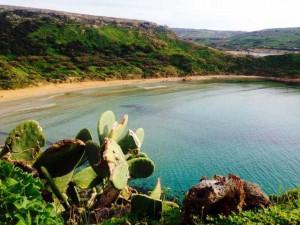 Landschaft Maltas