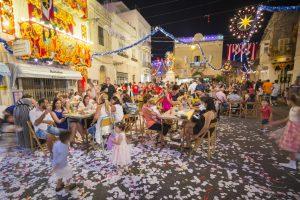 Festa auf Malta
